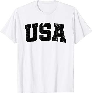 USA Tshirt Unites States Shirt 4th Of July Tee