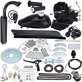 comprar comparacion Ambiente 50cc 2 tiempos pedal ciclo gasolina gas motor bicicleta conversión kit para bicicleta motorizada negro