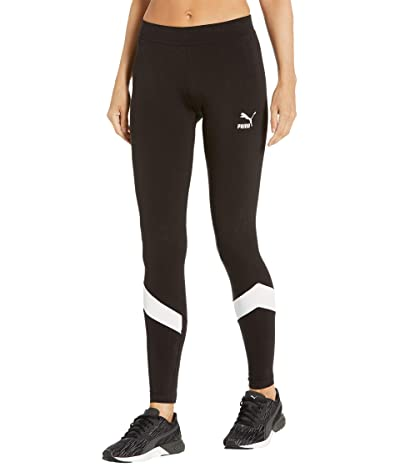 PUMA Classics MCS Leggings (Cotton Black) Women