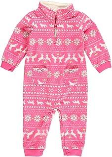 Carters Strampler Gr Schlafanzug Weihnachten grau rot Fleece 74-92 NEU