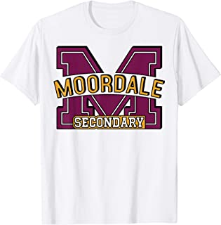 Sex Education Moordale Secondary Logo T-Shirt
