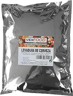 Levadura De Cerveza En Copos - 1kg - Levadura Nutricional Inactiva - Superalimento - Lista Para Comer - Sin Omg Y Alta En Proteínas Para Veganos