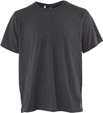 Decathlon DOMYOS - Camiseta deportiva para hombre Gris gris ...