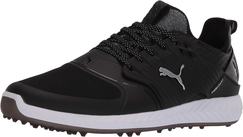 PUMA Max Mail order 68% OFF Men's Ignite Pwradapt Shoe Golf Caged