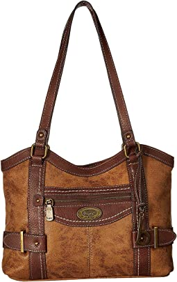 Shackleford Suede Tote