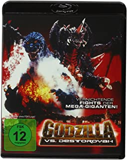 Godzilla vs. Destoroyah [Alemania] [Blu-ray]