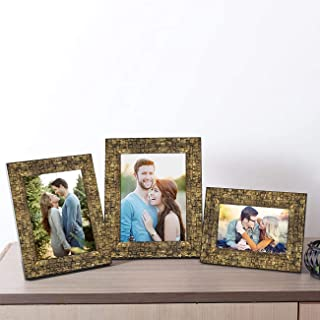 Art Street Synthetic Wood Table Photo Frame