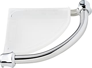 Delta Faucet 41316 Traditional Corner Shelf / Assist Bar, Polished Chrome