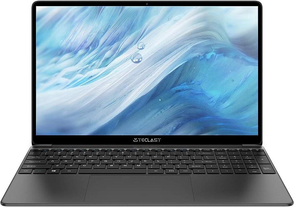 Teclast f15s, notebook portatile ultrasottile,8 gb di ram 128 gb rom windows 10