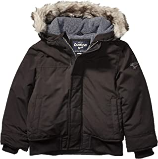 winter coat with sherpa lining