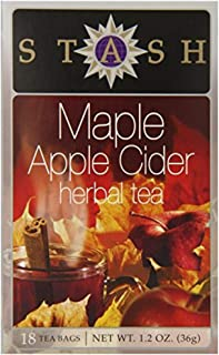 Stash Tea Tea Maple Apple Cider 18 Tea Bags