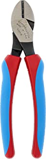 Channellock E337CB E Series 7-Inch Diagonal Cutting Plier with Lap XLT Joint and Code Blue Grips