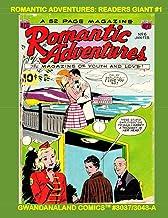 Romantic Adventures: Readers Giant #1: Gwandanaland Comics #3037/3043-A: Economical Black & White Version --- All you need...