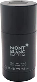 Montblanc Emblem Deodorant Stick for Men, 2.5 Ounce