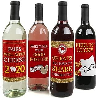 chinese new year wine