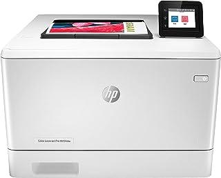 HP Color LaserJet Pro M454dn 激光 A4 黑色W1Y45A WLAN, LAN 42x47x30 cm