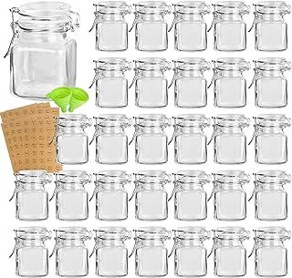Best glass jars for spice storage Reviews