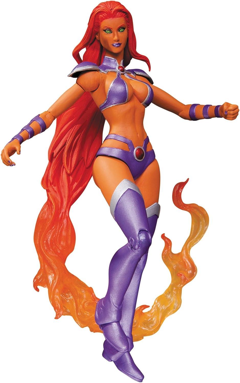 DC Collectibles DC Comics New 52  Starfire Action Figur