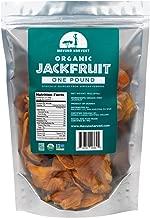 Mavuno Harvest Direct Trade Organic Dried Fruit, Jackfruit, 1 Pound