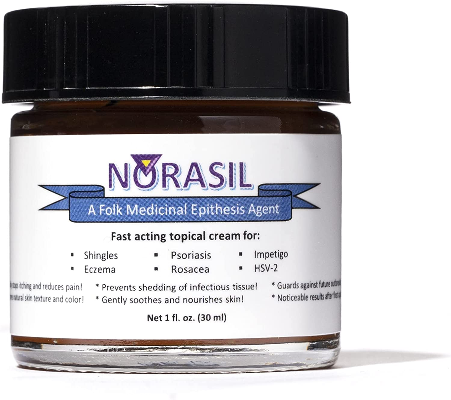 Norasil Medicated Cream Sale SALE% OFF - for Eczema Shingles Rosac High order Psoriasis