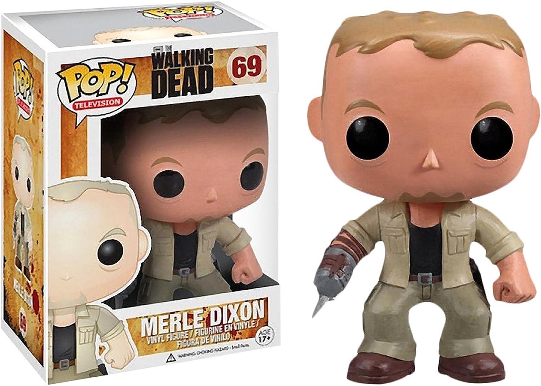 más orden Merle Dixon Dixon Dixon  4  Funko POP  The Walking Dead Vinyl Figura by Funko  los clientes primero