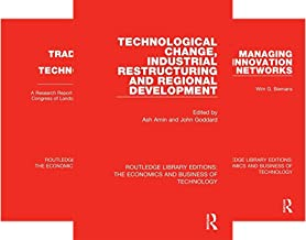 Routledge Library Editions: The Economics and Business of Technology (45 Book Series)