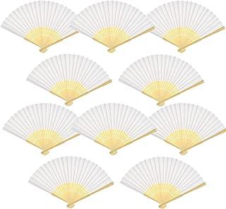 making paper fans folding