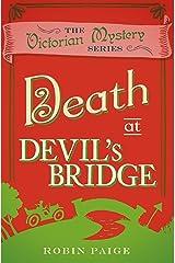 Death at Devil's Bridge (A Victorian Mystery Book 4) Kindle Edition
