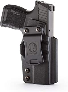 1791 Gunleather Kydex Holster for SIG P365 - Premium Kydex Right Hand IWB Gun Holster perfect for Concealed Carry (CCW)