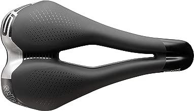 Selle Italia S 5 Superflow Saddle, Black/Hi-Viz