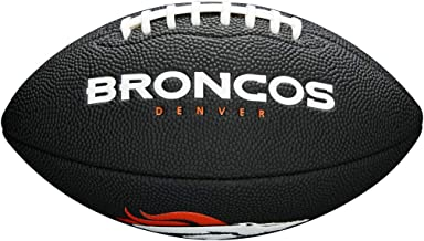 small footballs with logo