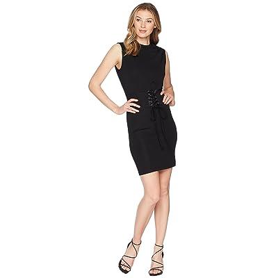 Bardot Mila Dress (Black) Women