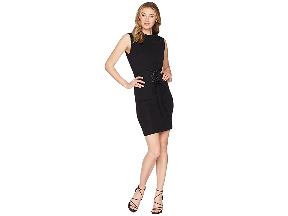 Bardot Mila Dress (Black) Women