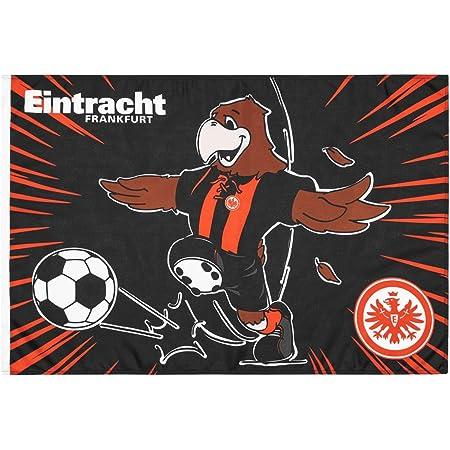 Eintracht Frankfurt LED Attila Lampe