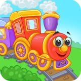 Ferrovia: treno per bambini