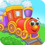 Eisenbahn: Zug für Kinder