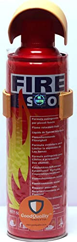 GoodQuality-The Name of Trust Metal Formulated Fire Stop Spray (Multicolour, 500 ml).
