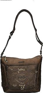 Anekke Originelle Schultertasche mit Griffen, modisch, lässig und modisch, für Frauen, ideal für Tag zu Tag oder besondere...