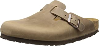 Birkenstock Australia Women's Boston Clogs, Tabacco Brown, 39 EU