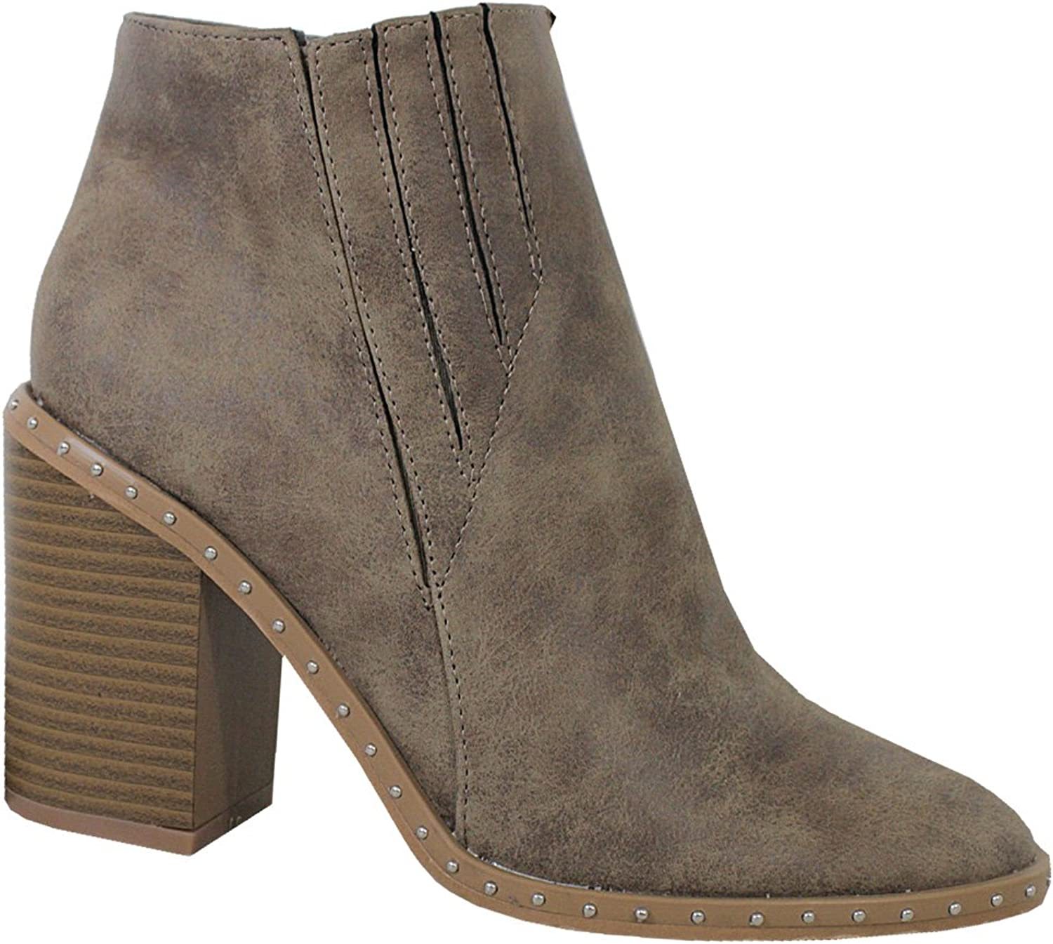 Yoki Women's REPLAY-15 Chelsea Boots