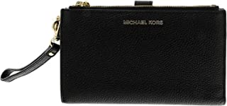 Michael Kors womens 32T7GAFW4B Adele Logo Smartphone Wallet