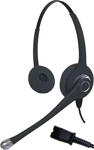 lowest Binaural sale 2021 Headset Plantronics Compatible sale