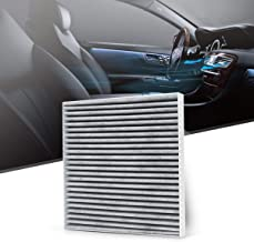 KAFEEK Cabin Air Filter Fits CF10374, 68164981AA, 87139YZZ09, 88970273, Replacement for Toyota/Dodge/Pontiac, Includes Activated Carbon