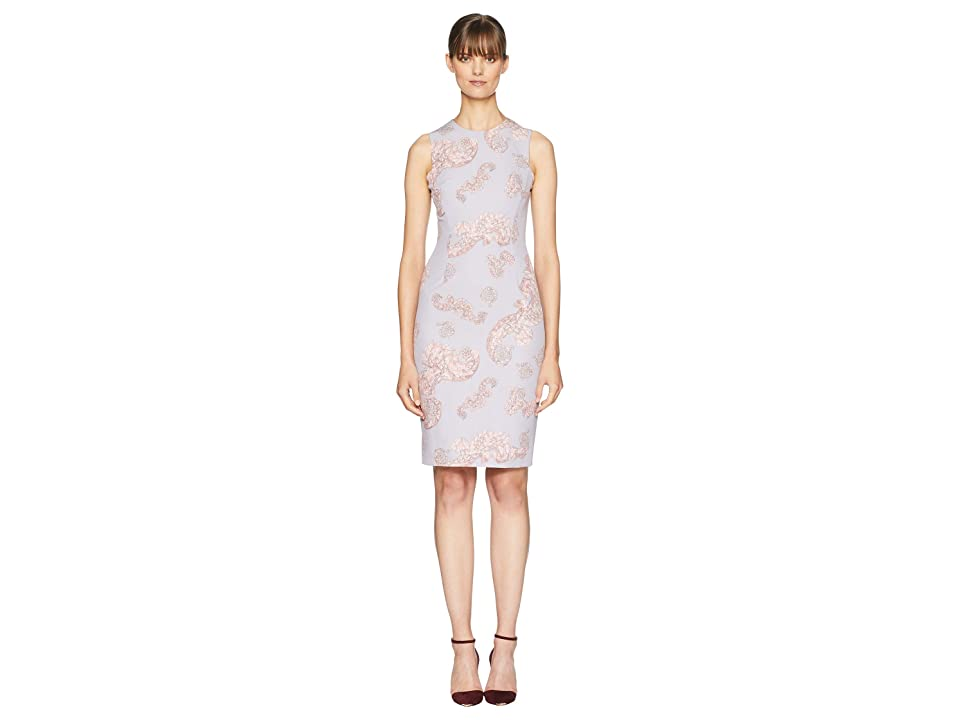 Versace Collection Woven Rosa Dress (Pink) Women