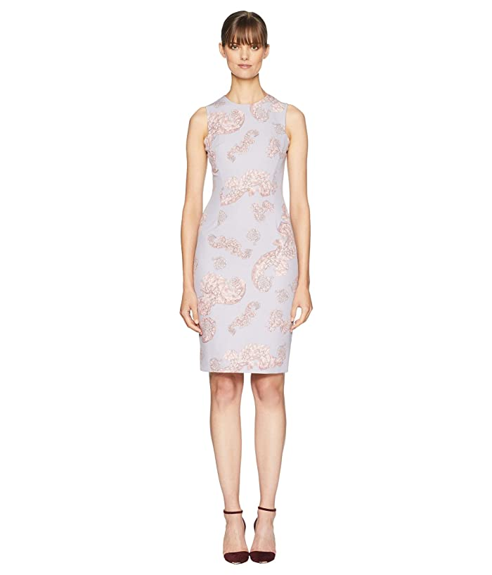 Versace Collection Woven Rosa Dress (Pink) Women