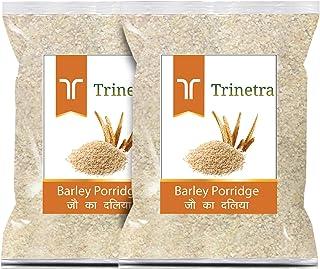 Trinetra Jau Daliya (Barley Porridge)-1Kg (Pack of 2)