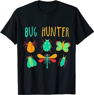 Bug Hunter T-Shirt Insect Lover Gift For Kids - Boys & Girls T-Shirt