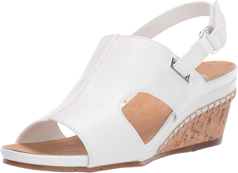 Aerosoles Womens Pound Cake Wedge Sandal