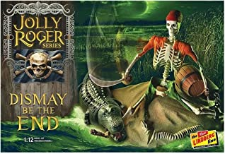 Lindberg 1 12 Jolly Roger Series Dismay Be The End, LND611