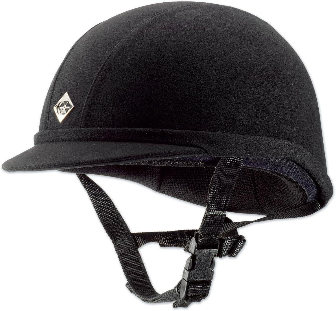 Charles Owen Discount Limited Special Price mail order jR8 Helmet 1 7 4 Black